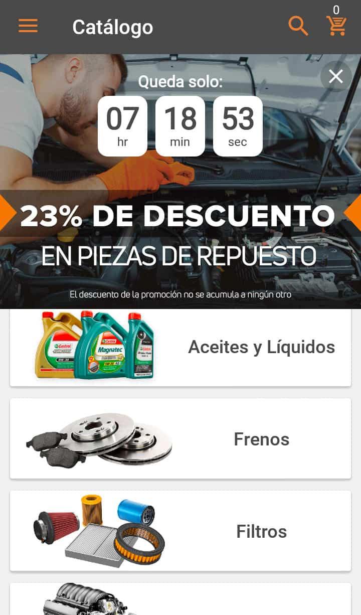AUTODOC, una app donde encontrar recambios para tu vehículo 11