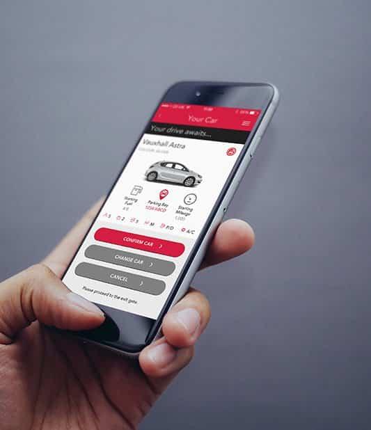 Nueva app Avis para reinventar el alquiler de coches 5