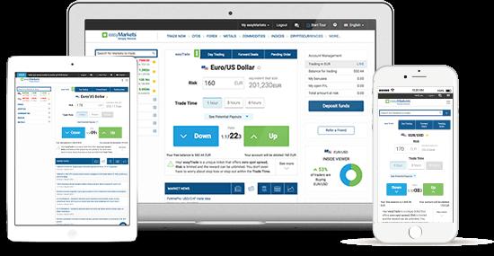 easyMarkets, una app para los que quieren invertir en Forex 8
