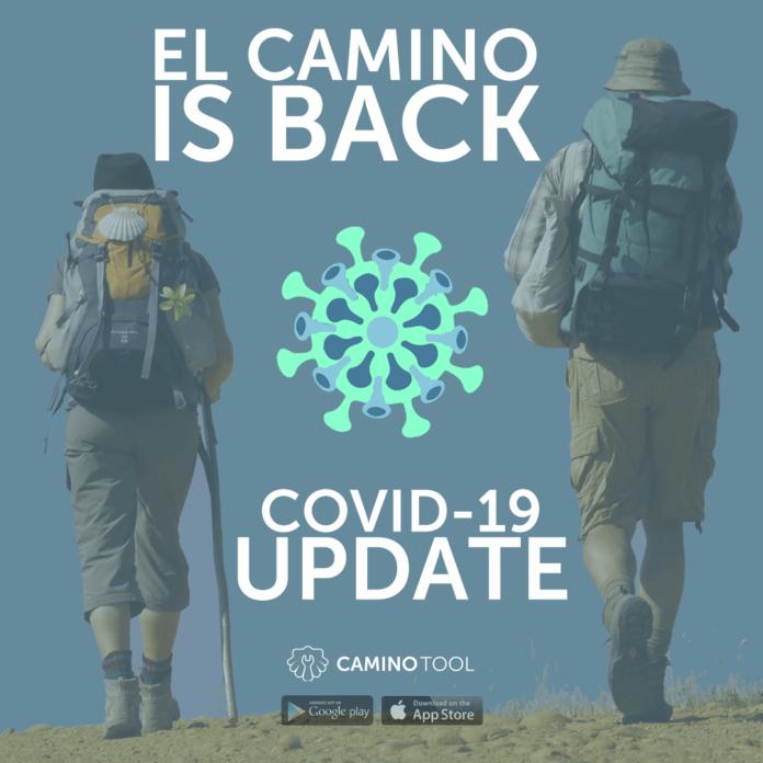 CaminoTool, la app que te muestra establecimientos del Camino de Santiago adaptados frente al COVID-19 2