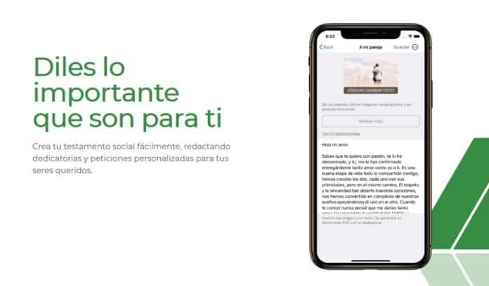 I Leave, la primera app móvil para organizar el funeral de uno mismo 2