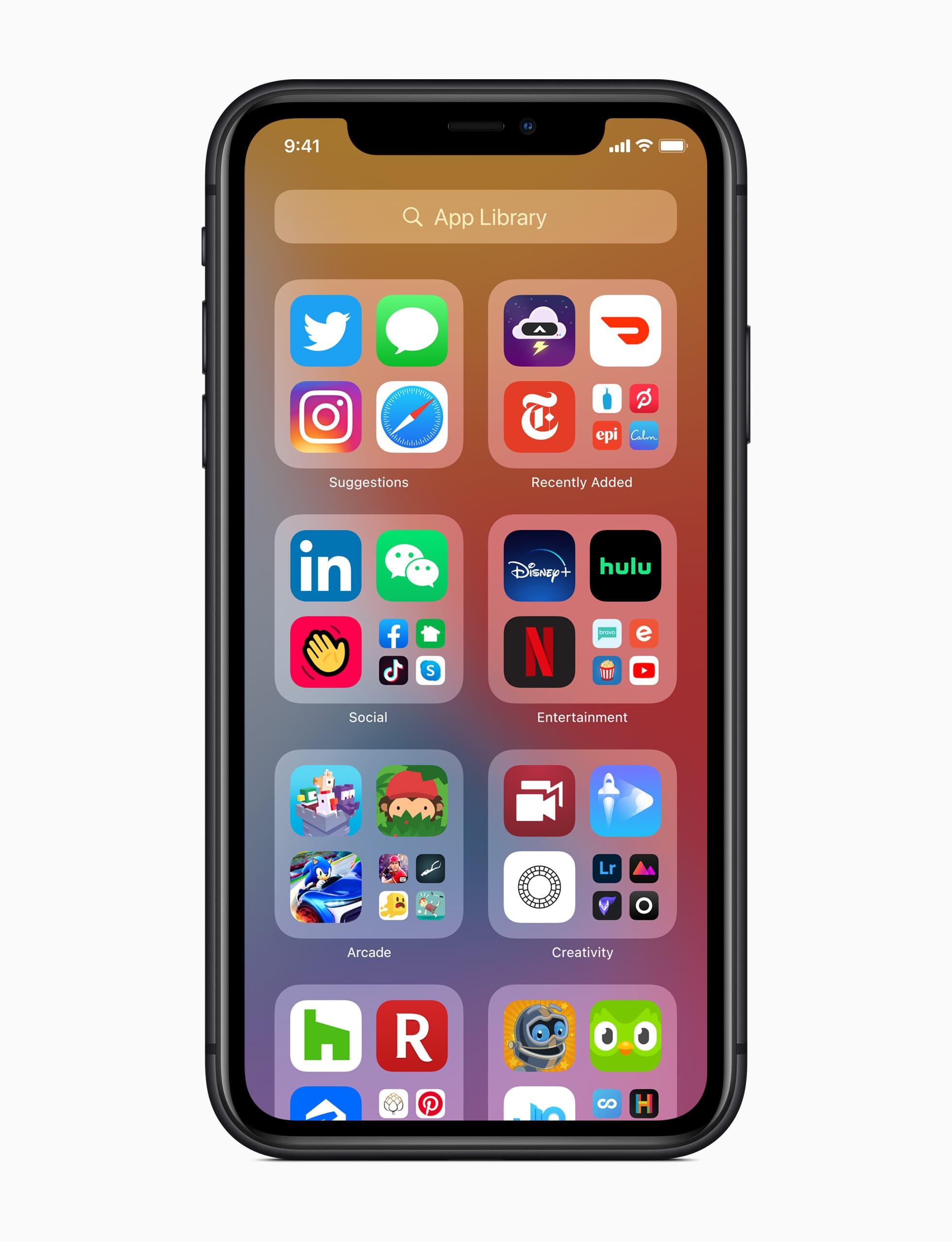 iOS 14 ya está disponible para iPhone y iPad 42