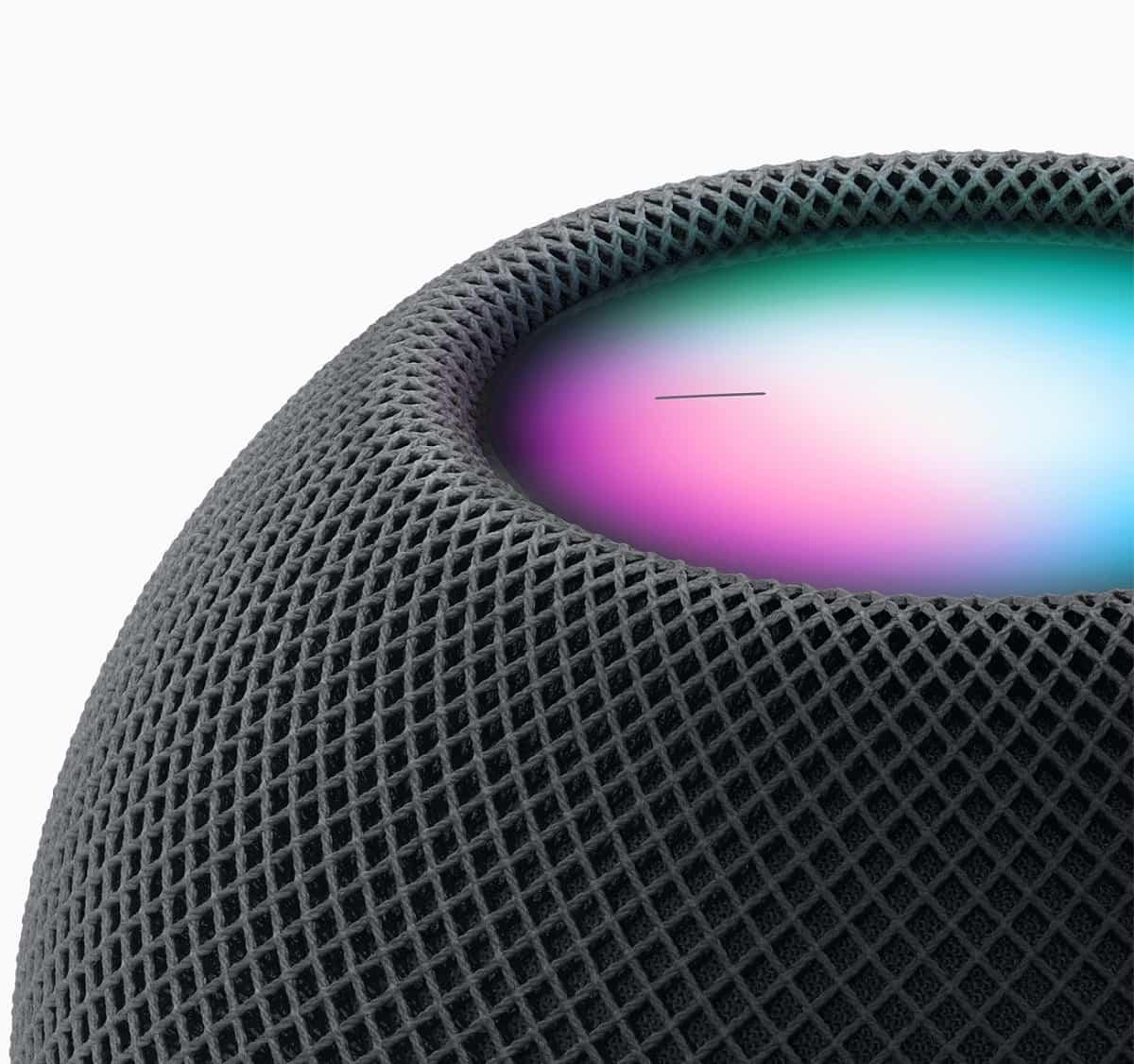 HomePod mini, el potente altavoz inteligente de Apple 5
