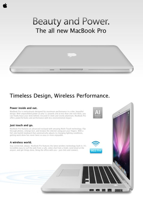 macbook pro fake