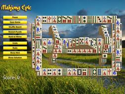 Mahjong Epic, para los amantes de los juegos clásicos 3