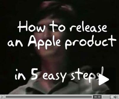 Como lanzar un producto Apple en 5 pasos 3