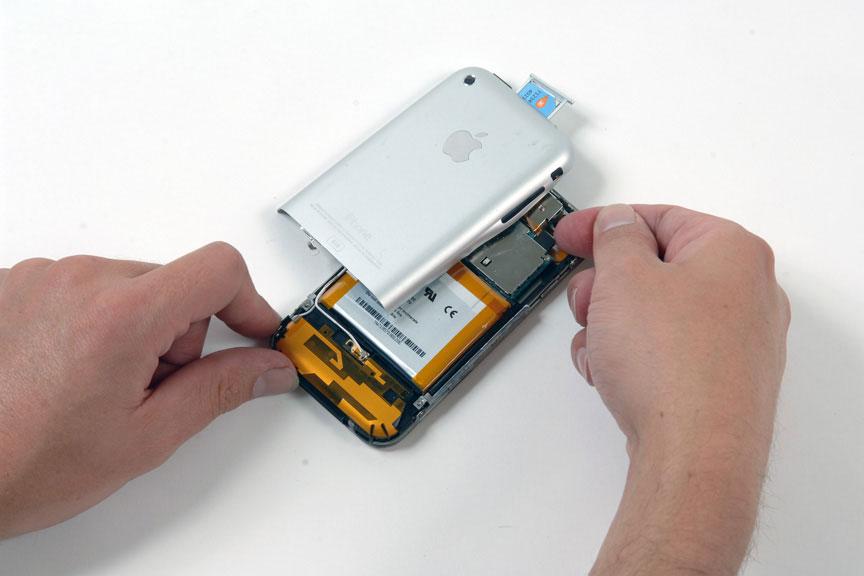 Despiece iPhone