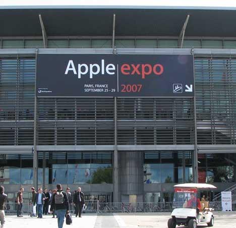 Apple Expo París 2007