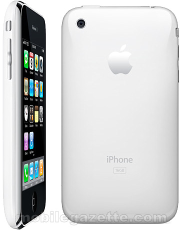 iphone 3g blanco
