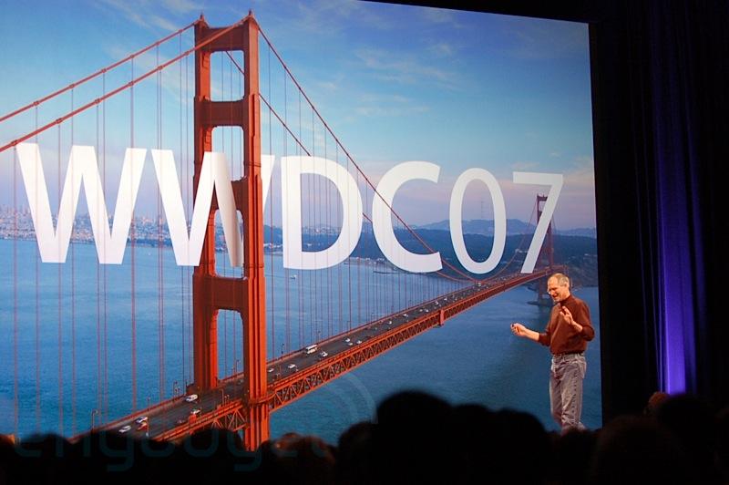 Steve WWDC07