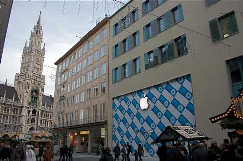Apple Retail Munich