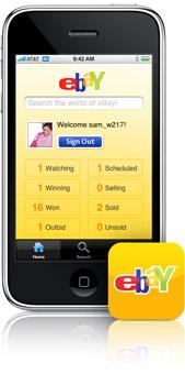 ebay appstore