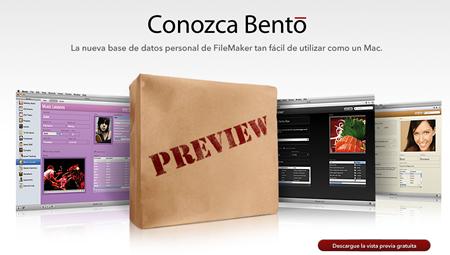 Filemaker lanza la versión final de Bento 3