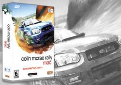 Colin McRae Rally Mac, disponible a partir del 26 de Octubre 3