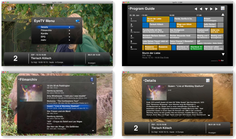 Elgato lanzará EyeTV 3 hoy en la MacWorld 3
