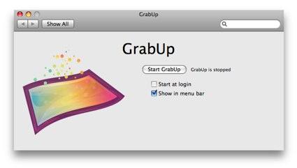 Grab Up, comparte tus capturas de pantalla con un par de clicks 3