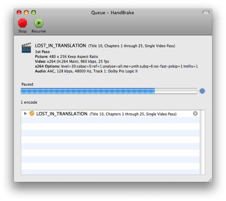 Tutorial: Como pasar un DVD al iPhone o iPod Touch 6