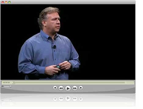 Keynote 09 MacWorld