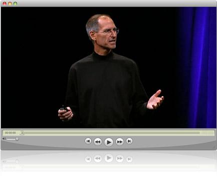 Video de la Keynote en la WWDC 2008 3