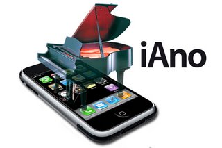 iAno App, toca el piano en tu iPhone/iPod Touch 3