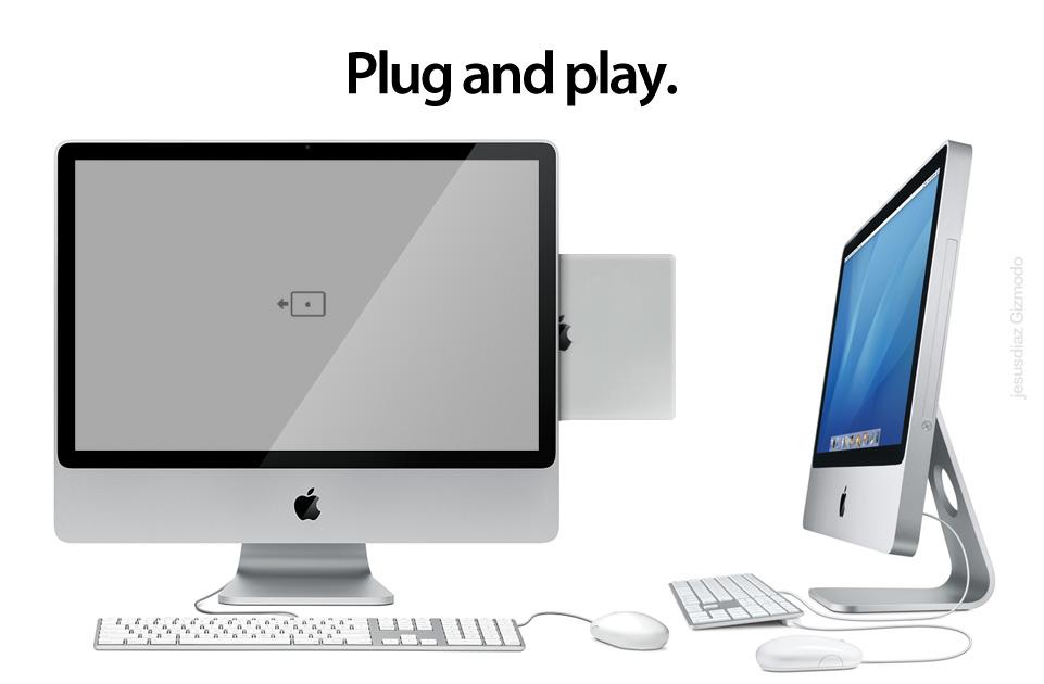 Dock Station: Nueva patente de Apple para trabajar con un portátil en tu casa u oficina 3
