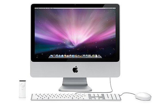 Apple actualiza los iMac con procesadores Penryn 3