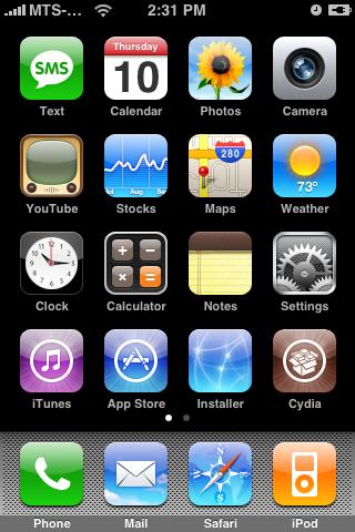 iphone os 2.0