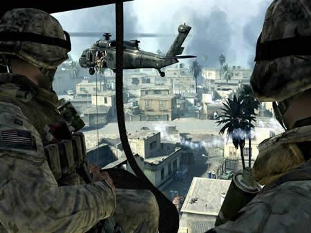 Call of Duty 4 para Mac a partir de Mayo [MW 08] 3