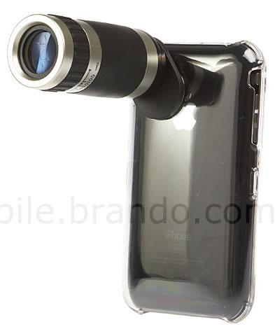 iphone 3g objetivo