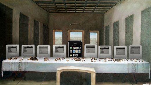Galería de imágenes curiosas del iPhone y iPod Touch 3