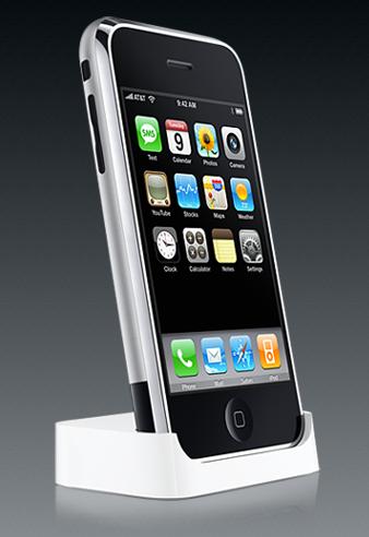 iPhone&Dock