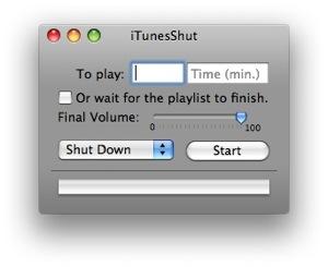 iTunesShut