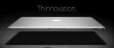 MacBook Air el portátil más delgado del mundo [MW 08] 3