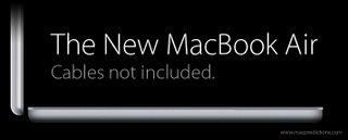 Rumor: MacBook Air 3