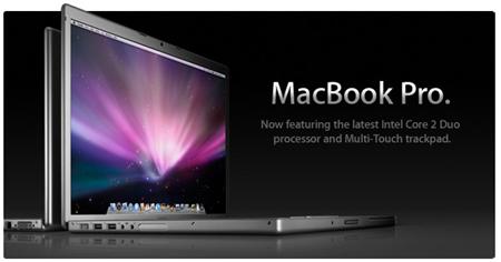 Nuevos MacBook y MacBook Pro 3