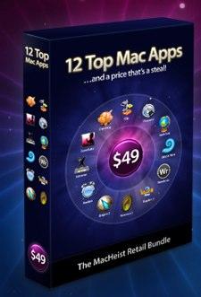Nuevo pack de aplicaciones de MacHeist 3