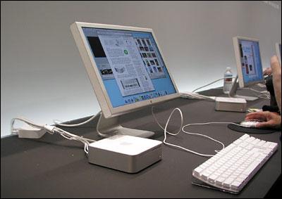Configuración Mac Mini
