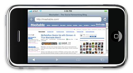 Adobe desarrollará una versión especial de Flash para el iPhone 3
