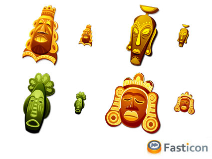 Mask Icons - Pack de iconos gratuitos de FastIcon 3