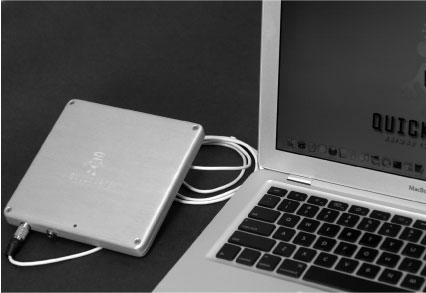 Batería Externa QuickerTek para MacBook Air 3
