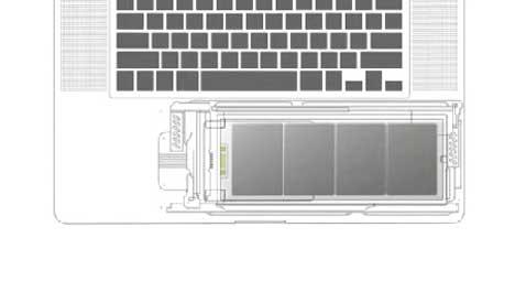 Bateria MacBook Pro 17 pulgadas