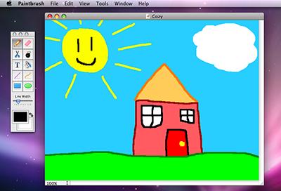 paintbrush para mac