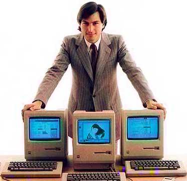 Steve Jobs en 1984