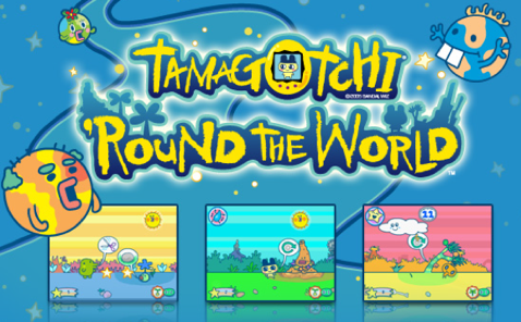 Tamagochi para iPod