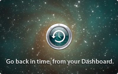 Widget: Time Machine Launcher 1.2 3