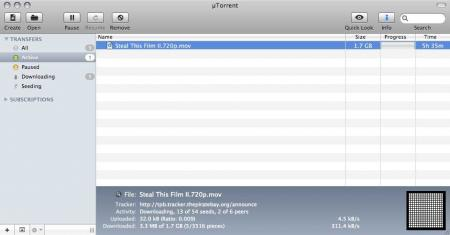 uTorrent para Mac