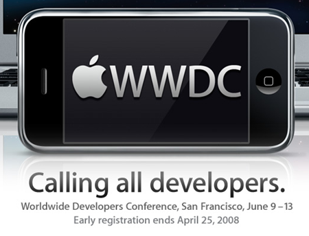 Keynote de Steve Jobs para el 9 de Junio en la WWDC 2008 3