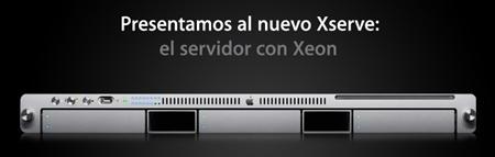 Apple anuncia el nuevo Xserve 3